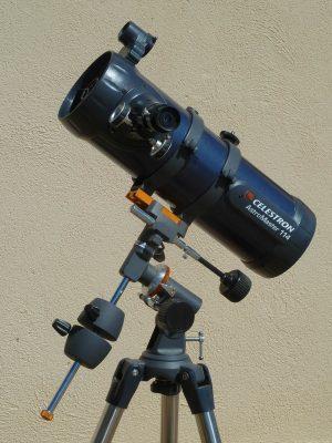 @Geraete C114-AstroMaster