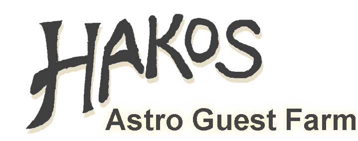 HAKOS Astro Guest Farm